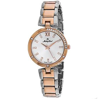 Mathey Tissot Mujer's Classic Silver Dial Watch - D2583RI