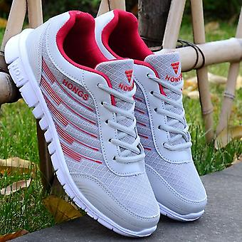 Men Lightweight Walking Sneakers Casual Trainers Shoes