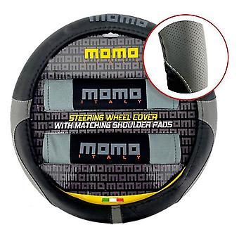 Rattskydd kuddkuddar för säkerhetsbälte Momo SWCK007BG Universal