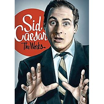 Sid Caesar: Works [DVD] USA import