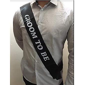Alandra party g groom to be sash, unisex-adult, one size