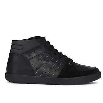 Geox u jharrod b Sneakers Herren schwarz