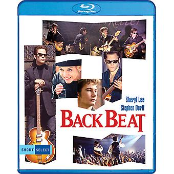 Backbeat [Blu-ray] USA import