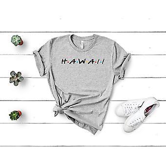 Hawaii Prieteni Tee