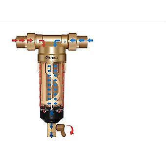 Wheeldon Water Pre Filter Carry Twee Ruitenwissers Euro-standaard Messing 30 Purifier
