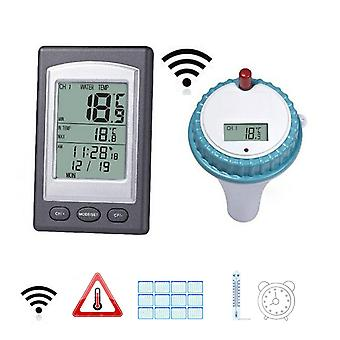 Wireless Pool Thermometer, Hot Tub, Swim, Spa, Water Temperature Meter,