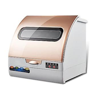 Home Free-installation Desktop Mini Dishwasher, High Temperature Sterilization