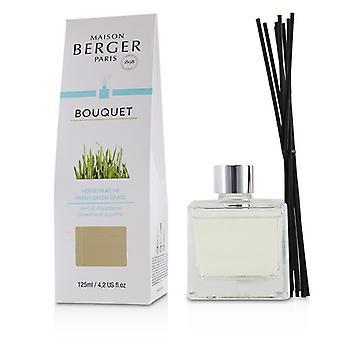 Lampe Berger (Maison Berger Paris) Cube Scented Bouquet - Fresh Green Grass 125ml/4.2oz