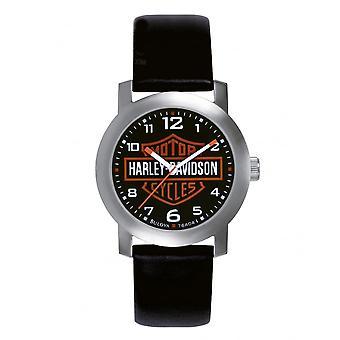 Harley Davidson 76A04 Men's Strap Wristwatch