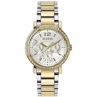 Versus by Versace Women's Watch Wristwatch Manhasset VSPOR2719 Stainless Steel