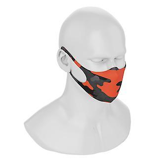 Maskery Design Face Mask Modern Camouflage