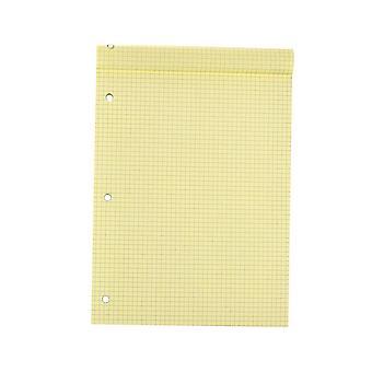 A4 Lösblad stansad pappersdagbok 3 hål bärbar dator
