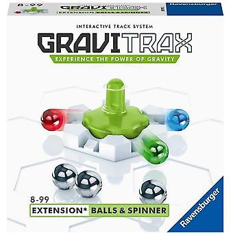 GraviTrax Extension - Balls & Spinner 26979