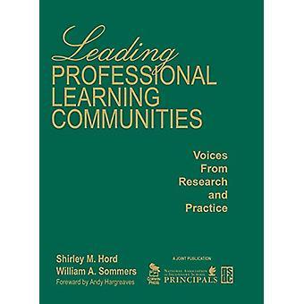 مجتمعات التعليم المهني الرائدة - أصوات من البحوث وP