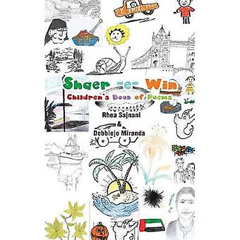 Shaer -E- Win - Children's Book of Poems by Rhea Sajnani - 97814828798