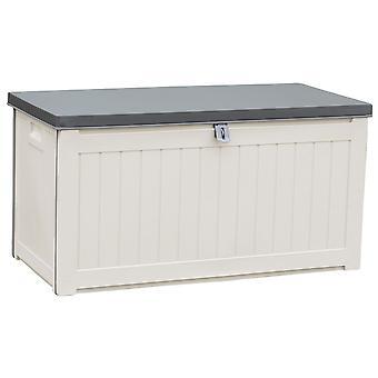 Pudełko ogrodowe 190L schowek - 96x46x49 cm