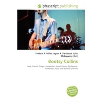 Bootsy Collins by Frederic P MillerAgnes F VandomeJohn McBrewster