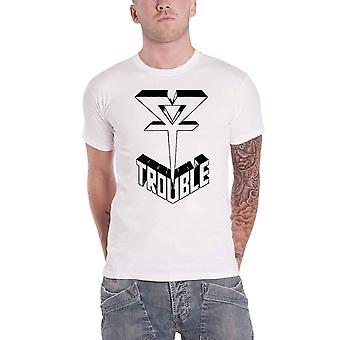 Trouble T Shirt Band Logo Doom Metal new Official Mens