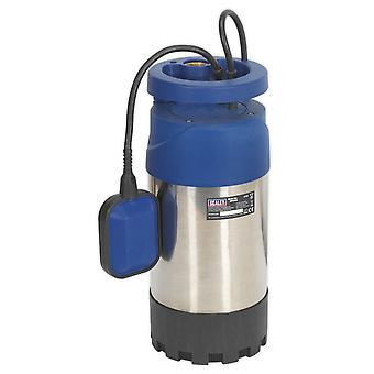 سالي Wps92A المياه غير القابل للصدأ غاطسة مضخة السيارات 92Ltr/Min 40Mtr رئيس 230V