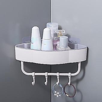 バスルームアクセサリーバスルーム棚棚棚棚パンチフリーシャワーキッチンアクセサリー壁収納オーガナイザーラック