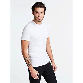 GUESS Core T-Shirt - True White