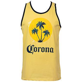Corona ekstra palmer symbol tank top