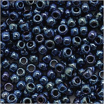 Toho Round Seed Beads 8/0 88 'Metallic Cosmos' 8 Gram Tube