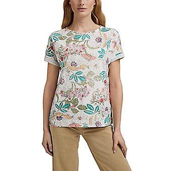 ESPRIT 041EE1K365 T-paita, Valkoinen (110), M Nainen