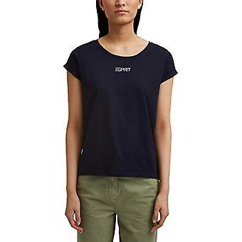 ESPRIT 991EE1K313 חולצת טריקו, 400/חיל הים, XS נשים