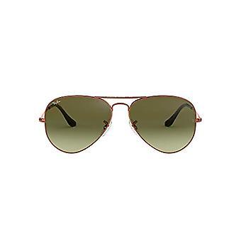 Ray-Ban RB 3025 Óculos de Sol, Cinza (Bronze), 58 mm Unisex-Adulto