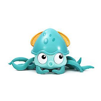 YANGFAN amphibische bewegliche Haustier Octopus Spielzeug Baby Oktopus Bad Spielzeug