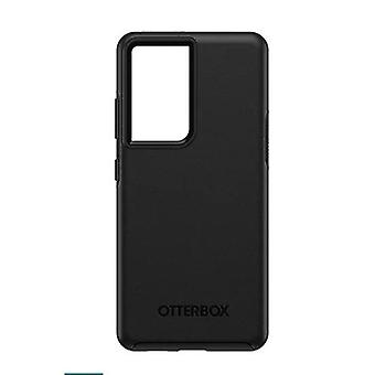 Otterbox symmetri serien tilfelle for Samsung Galaxy S21 Ultra Svart