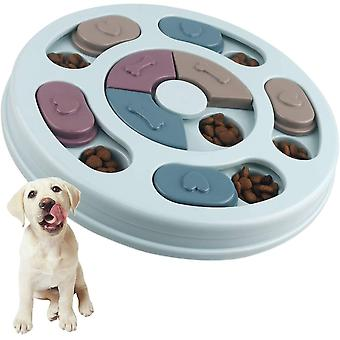 Hundespielzeug Intelligenz Hundefutter Welpenspielzeug,Interaktives Verlangsamen Sie das Essen von
