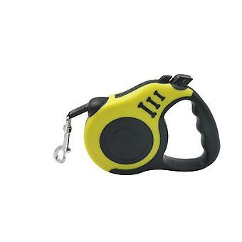 3M 5m durable leash automatic retractable nylon cat lead extension
