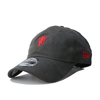 tilbehør ny epoke lerret MU 9Twenty cap i svart