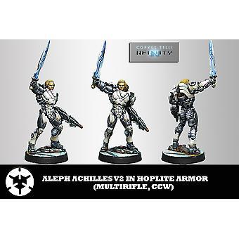 Alep Achilles V2 (Hoplite Armor) Infinity #598