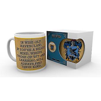 Harry Potter Ravenclaw Characteristics Mug