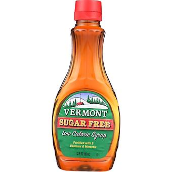 Maple Grove Syrup Sf Vermont Pncake, Case of 6 X 12 Oz
