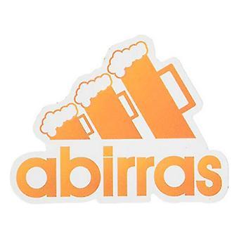 Bil mærkat Abirras