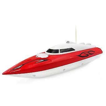 10 Inch Rc Boat Radio Remote Control Rtr Electric Dual Motor Toy
