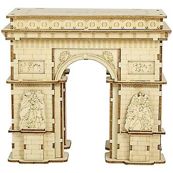 3d Wooden Puzzles For Adults,building Model Kits Gift For Teens