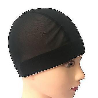 3pcs парик волос Чистая упругий чистый парик Внутренний Чистая Cap
