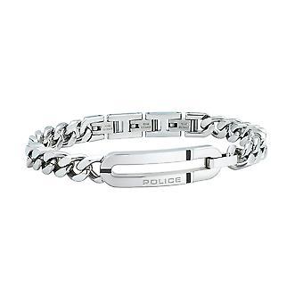 Police jewels men's bracelet  pj26187bss01