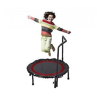 Opvouwbare Mini Trampoline Verstelbare Leuning