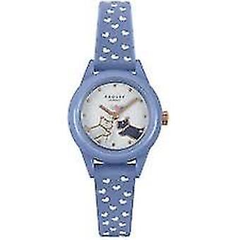 Radley Ry21260 Blue Dial Rubber Strap Ladies Watch