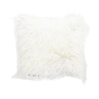 Long Plush  Cushion Cover