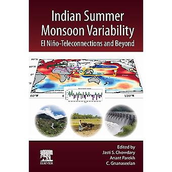 Indian Summer Monsoon Variability by Edited by Jasti S Chowdary & Edited by Anant Parekh & Edited by C Gnanaseelan