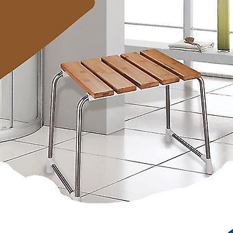 Fritstående badeværelse stol sæde