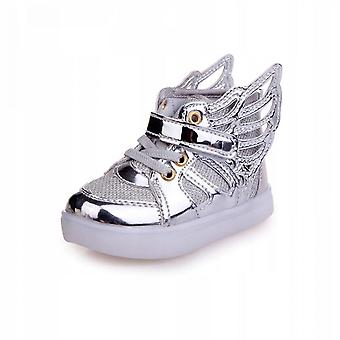 Flashing Wings Shoes For Children 1-9 Years Old