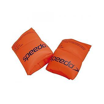 Speedo barnsäkerhet simning skydd starter rulla upp spränga arm band